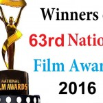 National Film Awards 2016 Complete List of Winners