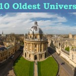 Top 10 Oldest Universities of the World
