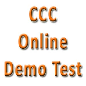 CCC Online Test Series , CCC Mock Test NIELIT and DOEACC 2016