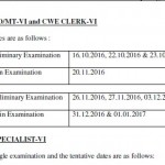 IBPS Exam Calendar 2016-17 Released Download pdf
