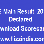 JEE Main Result 2016 Declared on jeemain.nic.in Download Scorecard