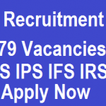 UPSC Civil Services IAS IPS Exams 2016 – UPSC Recruitment 2016