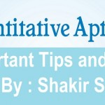 quantitative aptitude tricks