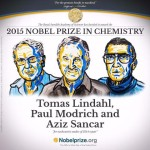 Nobel Prize Winners 2015 in chemistry, Physics and Medicine