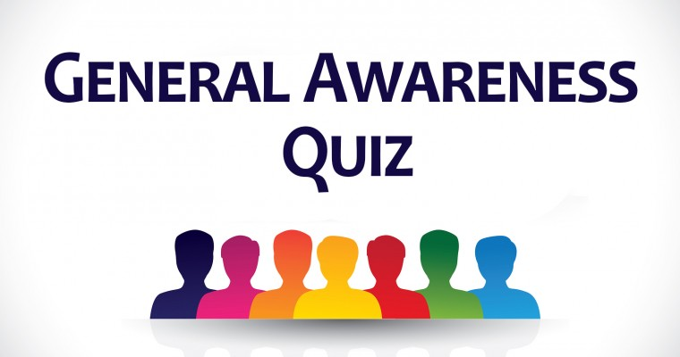 general awereness General awareness questions and answers with explanation general awareness means knowledge about the present happenings of the news around the world practice general knowledge or current affairs for all competitive exams, interviews, entrance tests, quizzes for free.