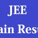 JEE Main 2016 Result Declared Download Scorecard Result Out
