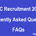 UPSC Recruitment 2016 Frequently Asked Questions