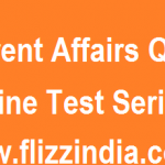 Current Affairs Free Online Test May 2016