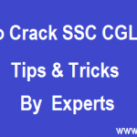 How to crack SSC CGL 2016 Important Tips and Tricks