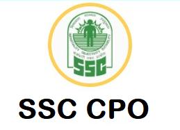 ssc cpo full form