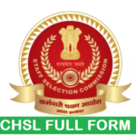 What is the Full form of SSC CHSL ?