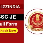 SSC JE Full Form | SSC JE Detailed Information